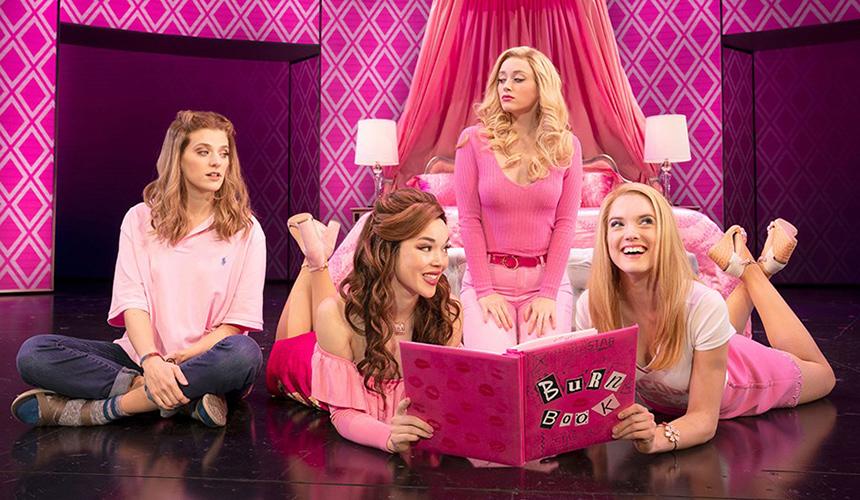 Ahora van a hacer Mean Girls el Musical, la película