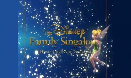 Ya viene el Disney Singalong con estrellas invitadas