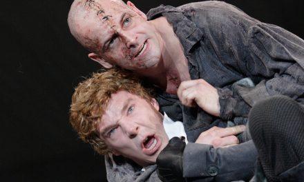 Subirán online Frankenstein con Benedict Cumberbatch
