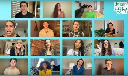 El cast de Jagged Little Pill dedica Thank You al staff médico