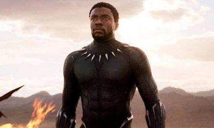 ¿Chadwick Boseman cantaba para teatro?